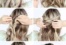 Hair Tutorials / Enjoy hair tutorials for both the professional stylist and at home enthusiasts