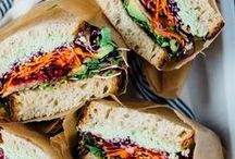 Vegan Burgers&Sandwiches! / We love Burger and Sandwiches..  and we love them VEGAN! Check this board for great recipes.