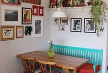 Decoração - Salas de Jantar