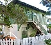 Bingo's Bungalow - Seaside, FL / 1BR, 1BA Conveniently located near the shops and restaurants of Seaside's Central Square, Bingo's Bungalow is an adorable guest studio.