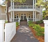 Once Upon A Tide - Seaside, FL / 4BR, 3.5BA This simply amazing Seaside home sits on the quiet corner of Seaside Avenue and Savannah Street.