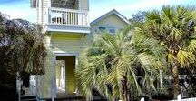 Dream Come True - Seaside, FL / 3 BR, 3 BA Dream Come True is a lovely cottage recently renovated to accommodate 8 guests with 3 full baths, 2 downstairs and 1 upstairs