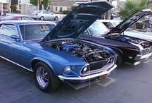 Ford Muscle Cars and Ford Hot Rods / Everything Ford Muscle Car related from 60's to present day.