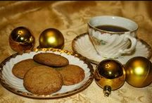 12 Days of Cookies / Cookies baked by our staff and patrons. Recipes on our blog at http://avrlfeedyourmind.blogspot.ca/