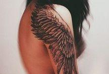 tattoo / by Barbara Vo
