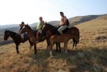 Horseriding on Holiday