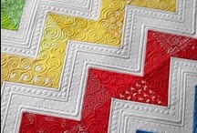 Longarm quilting / Ideas and designs for perfect quilting.