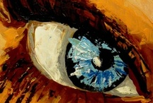 Behind the Eyes / Closer look at the window to the soul