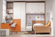Guest and multifunctional rooms / Winter and summer holidays can get hectic, specially when extra family and friends are staying over! Have a well put together room, even if it IS your home office!