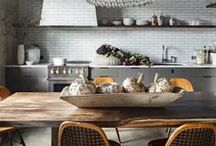 Great trends for the home / Great ideas on how and where to apply them for your own design