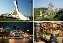 Montreal & Quebec City, Canada / Tours, Travel and Awesome Activities in Montreal and Quebec City, Quebec, Canada