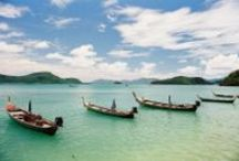 Thailand / Tours, Travel and Activities for magical Thailand Holidays