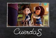 CORTOS Y VIDEOS EDUCATIVOS