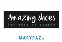 Amazing shoes for amazing people