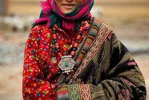 ethnic costumes
