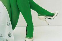 Green / Du vert, du vert, du vert !!!
