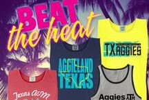 Aggie Tank Tops