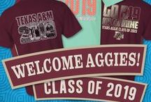 Back To School / Welcome Class of 2019!! It is great to be an AGGIE!  #TAMU19