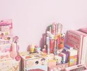 Kawaii Room decor ^w^ / Kawaii and geeky rooms!!