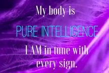GAIA'S i am affirmations / Channelled 'I AM' affirmations by Heaven on Gaia. Share & Enjoy. x