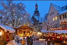 Christmas Tours & Activities / Cool things to do! (literally and figuratively) to experience the magic of Christmas around the world.  Bundle up for some fun in the snow.