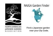 North American Japanese Garden Finder / Gardens found in the NAJGA online garden finder - Map of Japanese gardens in USA and Canada. http://najga.org/gardens