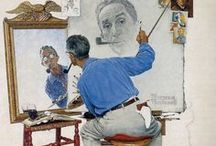 Art | Painting | Norman Rockwell