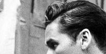 """""""Male"""" hair 1930-40"""