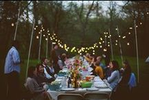 Dinner parties galore