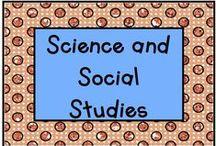 Science/Social Studies / by KinderLit