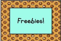 Freebies! / Here are some great free resources for your classroom!   / by KinderLit