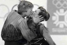 Torvill and Dean - would you expect anything less on my page?? / I have loved Torvill and Dean since 1984 and I always will love them