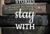 Hp has made me laugh, cry, and every emotion in between. Thank You Mrs. Joanne Rowling... for changing my life. / by Harry Potter Grlie