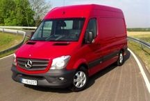 Easirent Van Hire Range