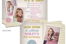 Luau Party Theme / Luau party invitations