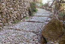 GR221 ◰ Ruta de Pedra en Sec