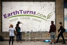 EarthTurns.com / EarthTurns.com sells all natural beauty and health care products. We pride ourselves on selling high quality, good-for-you products! You can expect exceptional customer service as we care about our customers! / by EarthTurns