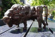 Sculpture / Beeldentuin / Buitenplaats van De Blauwe Meije