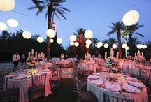 Organisation des événements de mariage a Marrakech /  l'organisation d'événements haut de gamme et de mariage a  Marrakech.