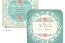 Save the Date / Save the date cards