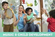 Music for Kids / Find toys, activities and more to encourage music appreciation. / by Kaplan Toys