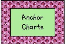 Anchor Charts / Lots of photos of Kindergarten/First Grade anchor charts / by KinderLit