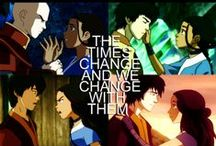 Avatar - The last airbender & The Legend of Korra