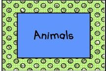 Animals / Lots of animals represented here!  / by KinderLit