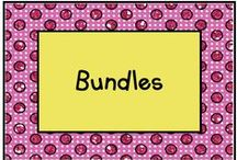 Bundles / Buy sets of related products at a discount! / by KinderLit