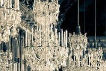 lighting; lamps, pendants, chandeliers etc.