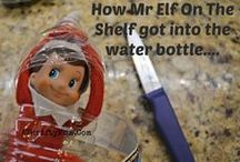 Mischief for Your Elf on the Shelf! / Ideas for your Elf on the Shelf for the holidays! / by Kaplan Toys