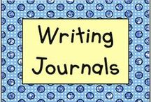 Writing Journals / Journals for your K-2 students! / by KinderLit
