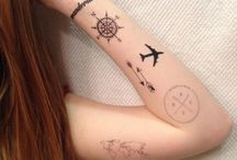 •piercings & tatts• / Tatts and piercings that I would SO get♥ / by Adyson Rose