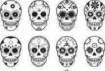 My_Sugar_Skull / Sugar skull